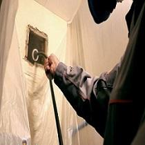 Трубочист в Купчино приедет в день обращения для проведения трубочистных работ.